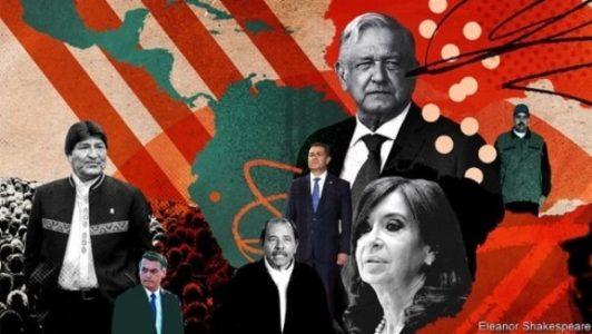 México. El signo de los tiempos: polarización más que derechización