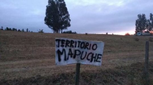 Nación Mapuche. Territorio Keuke, Comuna de los Sauces