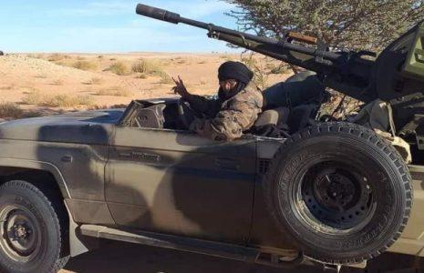 El Ejército de Liberación Saharaui lidera la ofensiva militar y mantiene el equilibrio // Parte de guerra Nº22 // Desde el inicio de la guerra, el Ejército saharaui lanzó 131 ataques contra un total de 10 objetivos militares marroquíes