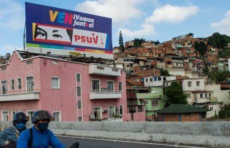 Venezuela. Elección en carne viva
