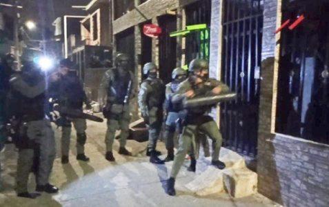 Perú. Ola represiva: cien personas detenidas, incluidos algunos abogados