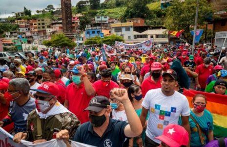 Venezuela. Votar para rescatar la Asamblea Nacional