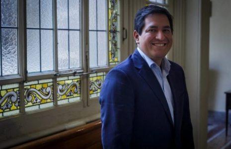 Ecuador. Entrevista al candidato a presidente Andrés Arauz: «Buscan impedir que participemos de las elecciones»