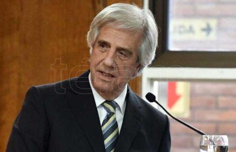Uruguay. Murió el expresidente Tabaré Vázquez