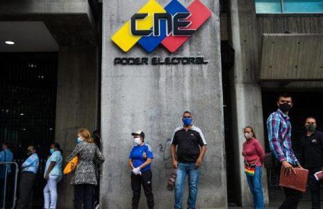 Venezuela. Primeros datos de las elecciones para elegir a la nueva Asamblea Nacional