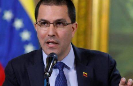 Venezuela. Canciller Arreaza a Pompeo: «Aquí su fracaso es absoluto, asimílelo con resignación»