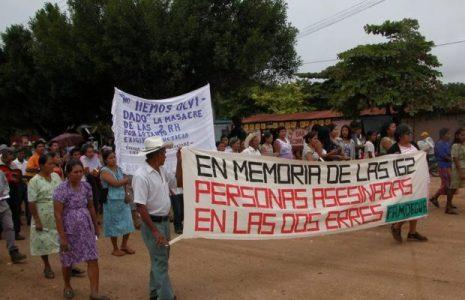 Guatemala. 38 años de la «Masacre de Las Dos Erres» //  La historia del niño que sobrevivió a la muerte