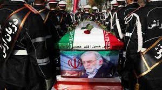 Irán. El científico nuclear iraní fue asesinado con un 'hardware' controlado por satélite, afirma el portavoz de la Guardia Revolucionaria Islámica