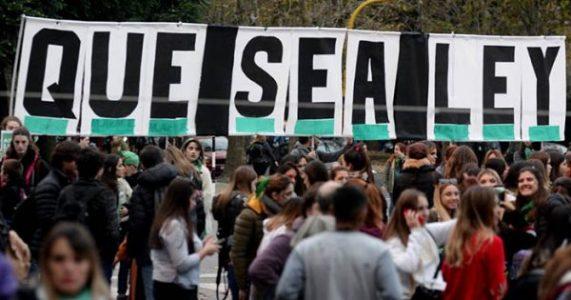 Argentina. La legalización del aborto  en Diputadxs: La Campaña no aprueba la objeción de conciencia