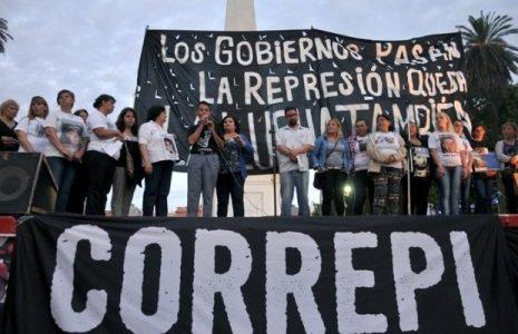 Argentina. Informe anual de CORREPI: «las necesidades del pueblo son esenciales ¡la represión no!»