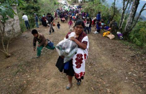 México. Ante violencia, inician organizaciones Misión Civil de Observación a Chiapas