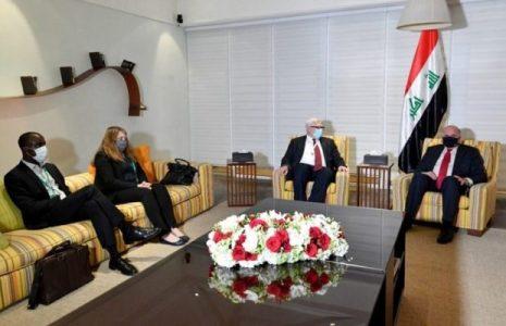 Irak. Canciller iraquí: El interés de todos requiere el fin de la crisis siria