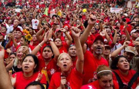 Venezuela. Un rotundo éxito del pueblo venezolano
