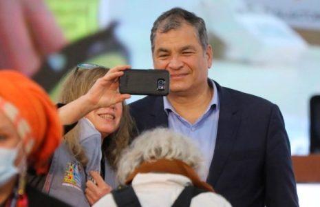 Ecuador. Entrevista a Rafael Correa: «Para algunos, la democracia es válida sólo cuando ganan las elecciones»