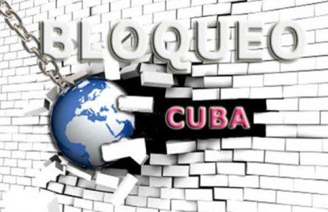 Estados Unidos. Bloqueo a Cuba con cifras históricas en 2020