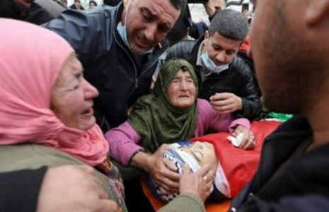 Palestina. Las últimas horas de Alí, asesinado por militares israelíes el día que cumplió 15 años