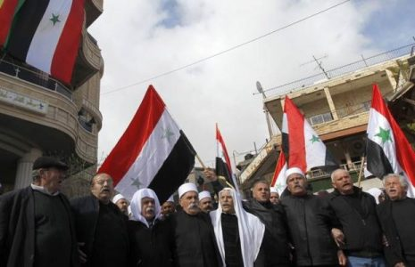Siria.  Saleh: No permitiremos la implementación del mortal proyecto israelí en el Golán ocupado