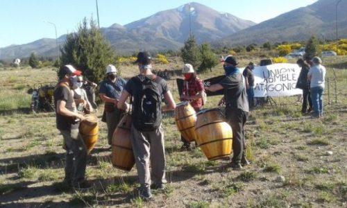 Nación Mapuche. El Espacio de Articulación Mapuche adhiere a la rotunda oposición a la megaminería. NO ES NO.