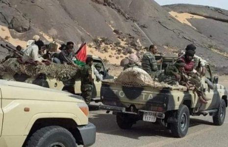 Sáhara Occidental. El Ejército Saharaui continúa demoliendo bases del ejército de ocupación marroquí  / Parte de guerra Nº27