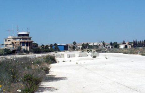 """Israel.  Convierte aeropuerto de Al-Quds en """"un gran asentamiento"""""""