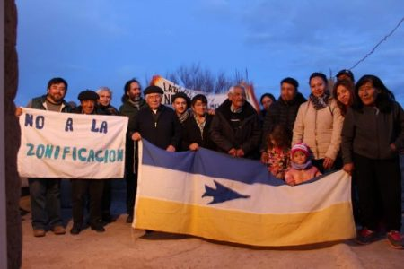 Nación Mapuche. Trawn de comunidades indígenas de la Meseta en alerta por el proyecto minero