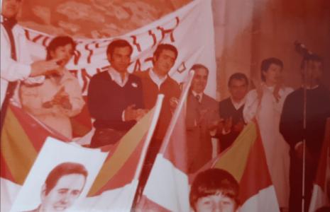 Euskal Herria.»El Proceso de Burgos fue un enfrentamiento total contra el poder que oprimía a nuestro pueblo»
