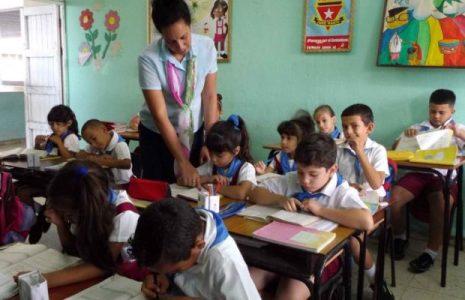 Cuba asegura el derecho a la educación en todas las etapas de la vida