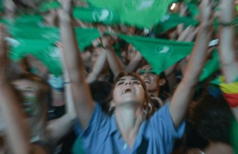 Argentina. Aborto legal: Diputados dio media sanción y solo falta el Senado