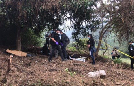 Guatemala. Asesinan a alcalde auxiliar de aldea Rivacó, Purulhá en Baja Verapaz