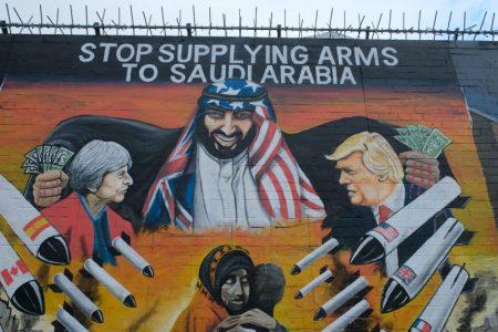 Alemania prohíbe la venta de armas a Arabia Saudí por un año