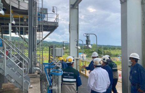 Bolivia. Autoridades detectan daños en turbinas y equipos de la planta de amoniaco y urea
