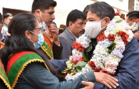 Bolivia. Vicepresidente Choquehuanca: 'Somos mayoría, somos más del 90% los indígenas'