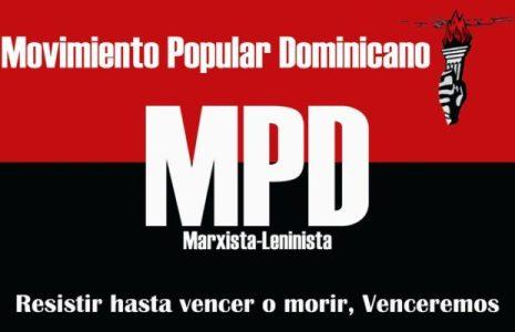 República Dominicana. Reafirman solidaridad y apoyo al pueblo cubano