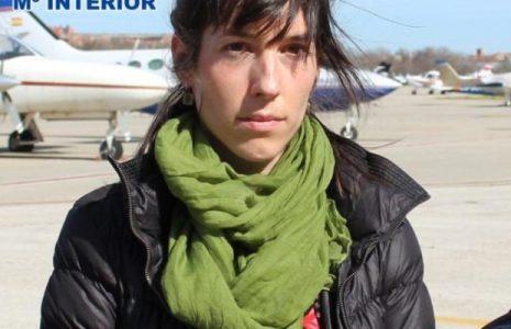 Euskal Herria. Saioa Sánchez, presa política vasca encarcelada en Nantes rechaza un traslado humillante