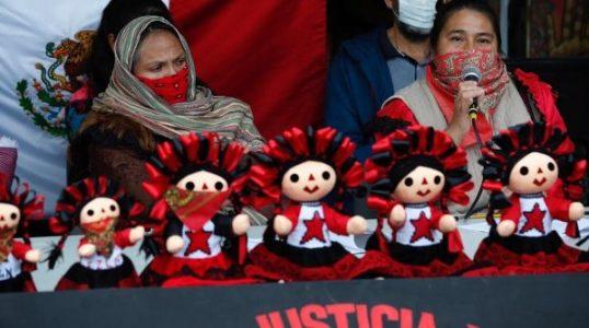 México. Autoridades simulan mesas de diálogo y buscan dividir a la comunidad, denuncian otomís en el INPI