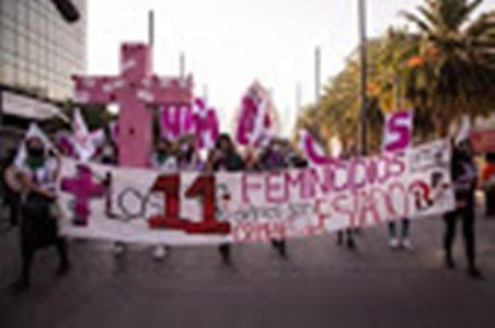 México. Violencia de género: compartir para contener