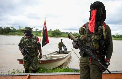 Colombia. Drogas, guerra y el ELN