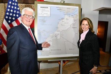 Sáhara Occidental. Una nueva provocación de Trump: incorpora al mapa oficial de Marruecos el territorio saharaui