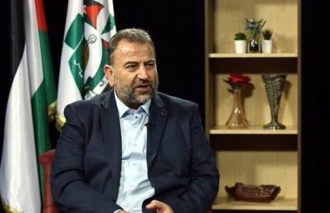 Palestina. Al-Arouri: Hamas seguirá trabajando para conseguir la unidad nacional