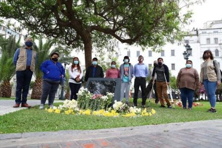 Perú. Marcha Nacional 14N: Víctimas de la represión policial crean asociación para exigir reparaciones