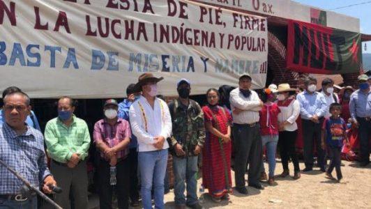 México. Exigen intervención de Naciones Unidas tras masacre de familia triqui en Oaxaca