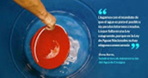 México. Los dueños del país, son además dueños del agua: Kimberly, Femsa, Azteca, Bachoco, Herdez, minas…