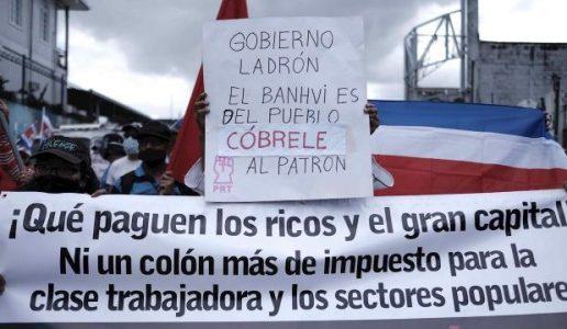 Costa Rica. Llaman a la unidad del pueblo frente al FMI
