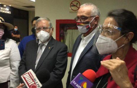 Guatemala. Presentan denuncia penal contra el presidente y la cúpula del Mingob por abuso de fuerza