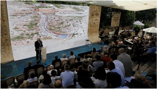 Palestina.  Del mito a la realidad: los arqueólogos sionistas están usando la Biblia para reescribir la historia
