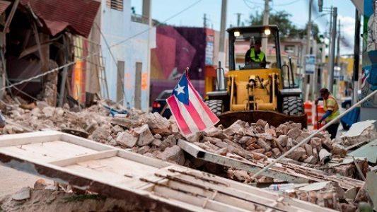 Puerto Rico. Se va el 2020: temblores, cenizas, robos y pandemia