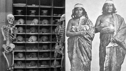 Nación Mapuche. Genocidio en Santa Cruz: restituirán los restos de los caciques «Patria» y «Pecho Alegre»