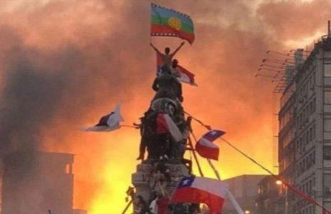 Chile. A 14 meses de la revuelta chilena, Cátedras Bolivarianas entrevista a Marcelo Oses, de Radio Plaza de la Dignidad (este miércoles 18 hs por youtube)