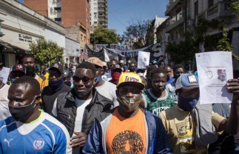 Migrantes. Senegalesxs en La Plata: las vidas negras