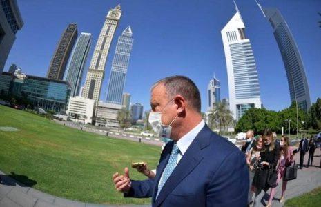 Emiratos Árabes Unidos.  Israel. confirmaron un secreto a voces